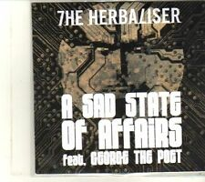 (DR793) The Herbaliser, A Sad State of Affairs - DJ CD
