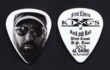 King's X Al Shire Guitar Tech Guitar Pick - 2012 Tour