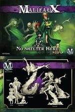 Malifaux: Neverborn No Shelter Here Pandora Crew Box Set WYR 20402