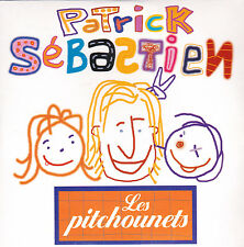CD CARTONNE 2T PATRICK SEBASTIEN LES PITCHOUNETS