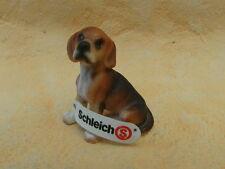 SCHLEICH BEAGLE 16332 HUND DOG GEMARKT 1994 k49