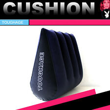 Toughage Inflatable Sex Pillow Cushion Triangle Love Position Kit Set Furniture