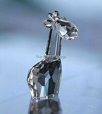 SWAROVSKI LOVLOT PIONEERS CHIT CHAT / CHITCHAT GIRAFFE 887724 MINT BOXED RETIRED