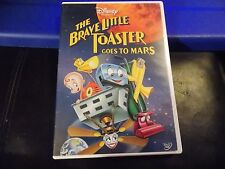The Brave Little Toaster Goes to Mars DVD WALT DISNEY ANIMATED MOVIE