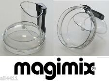 MAGIMIX 17333 XL Lid Black Handle 4200xl 5200xl Patissier 17333 Extra wide