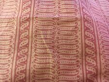 "Osbourne And Little curtain Upholstery material""seatallan""lovely piece 3m  54"" w"