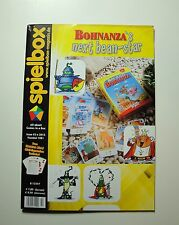 Spielbox Magazine from Germany Issue #2 2015 All About Board Games in English