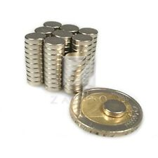 20pcs Super Strong Neodymium Magnets N52 Round Powerful Disc 8mm(Dia) x2mm
