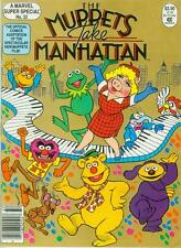 Marvel Comics Super Special # 32: The Muppets Take Manhattan (USA, 1984)