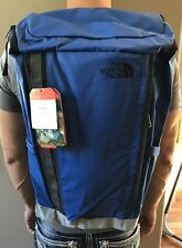 New With Tags The North Face Base Camp Kaban Backpack Camping Blue