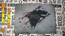 tapis de souris GAME OF THRONES (winter is coming)