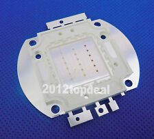 20W RGB High Power LED Chip Full Color lamp light Bright 6 Red +6 Green +6 Blue