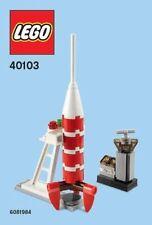 Constructibles Rocket Mini Model LEGO® Parts & Instructions Kit 40103