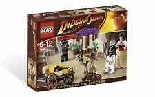 LEGO Indiana Jones 7195 Ambush In Cairo New Sealed Box Shelfware Free Postage