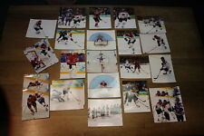 Lot of 25 Canada Olympic hockey 8x10 photographs Getzlaf,Toews,Nash, Iginla