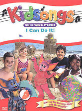 Kidsongs - I Can Do It (DVD, 2002)