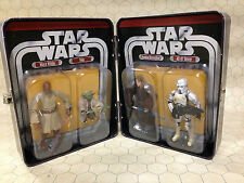 Revenge of the Sith Commemorative Tin Collection - Star Wars Action figures MIB