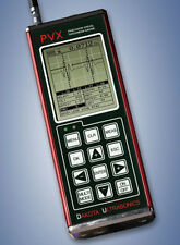 PVX-2550 PVX Gauge with 1/4 in 5MHz Delay Line Probe instead of Pencil Probe