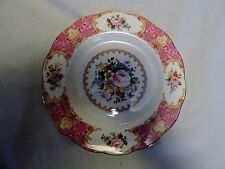 "Royal Albert Lady Carlyle 8"" Salad Plate Bone China Made in England"