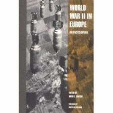 World War II in Europe: An Encyclopedia (Military History of the Unite-ExLibrary