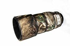 Canon EF 70-300mm f/4-5.6L IS USM Lens neoprene camo cover set
