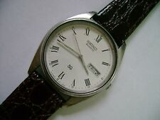 VINTAGE MEN  SEIKO QUARTZ  RUNNING