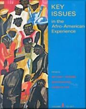 Key Issues in the Afro-American Experience, Vol. 1: To 1877 Kilson, Martin, Fox