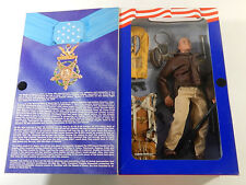 "2001 Hasbro GI Joe Medal of Honor Jimmy Doolittle WWII 12"" Action Figure NIB"