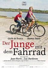 Der Junge mit dem Fahrrad *DVD*NEU*