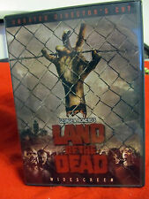 Land of the Dead: Unrated Director's Cut DVD EXC  Simon Baker Asia Argento