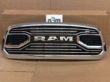2016 Dodge Ram 1500 Front Chrome Grille fits Laramie Limited & Sport new OEM