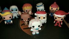 Funko pop holidays set misfit elephant snow heat miser Santa + more