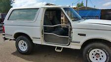 Ford Bronco Full Size 1980 - 1996 Tube Doors
