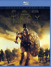 NEW Troy (Blu-ray Disc, 2014, Special Edition)