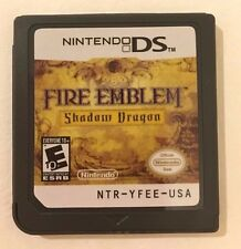 Fire Emblem: Shadow Dragon Nintendo DS (Game Only)