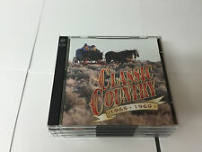 Classic Country 1966-1969 (Time Life 2CD 2001). Willie Nelson, Johnny Cash