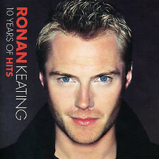 KEATING,RONAN, 10 Years of Hits, Excellent Import