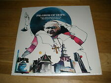 POPE JOHN PAUL pilgrim of hope LP Record - Sealed