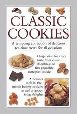 Classic Cookies : A Tempting Collection of Delicious Tea-Time Treats for All...