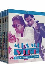 Miami Vice Complete 80s TV Series Seasons 1 2 3 4 5 BluRay Box Set NEW!