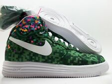 "NIKE LUNAR FORCE 1 MID JCRD SP ""RIO DIGI CAMO"" SIZE MEN'S 8.5 [693208-331]"