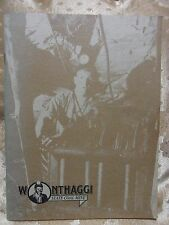 Wonthaggi State Coal Mine, Gippsland, Local History, 1987, PB c1