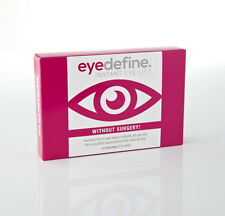 EYE DEFINE- INSTANT EYELID LIFT- TRANSPARENT AND COMFORTABLE!