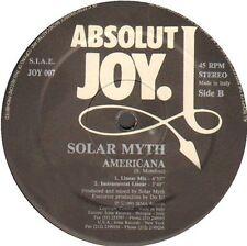 SOLAR MYTH - Americana - Absolut Joy