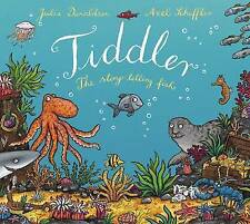 Tiddler,the story-telling fish by Julia Donaldson (Paperback, 2008)