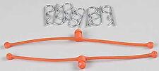 Du-Bro 2252 Body Klip Retainers w/Body Clips (Orange)