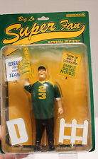 NEW MIP Big Lo Super Fan Action Figure, with Foam Finger & signs