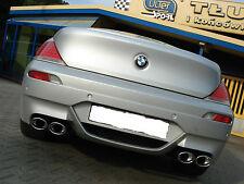 Dúplex 4 - Tubo Escape Deportivo Para. 6de BMW Coupe E63 645i 245kw * Superior