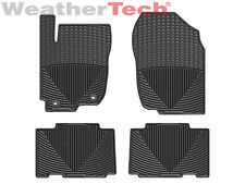 WeatherTech® All-Weather Floor Mats for Toyota Rav4 - 2013-2015 - Black