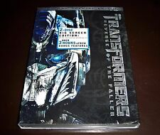 TRANSFORMERS REVENGE OF THE FALLEN 2 DISC BIG SCREEN EDITION DVD 3 HR BONUS NEW